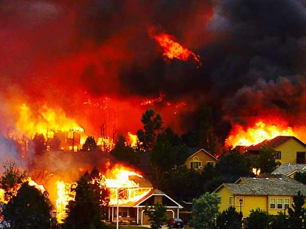 Mơ thấy cháy nhà là điềm tốt hay điềm xấu