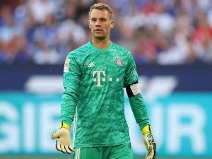 Tin bóng đá 1/4: Neuer sẽ không rời Bayern Munich