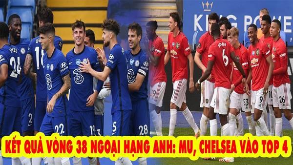 MU cùng Chelsea dự Champions League mùa sau