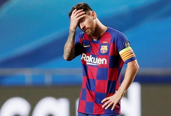 Tin thể thao ngày 25/8: Man City đẩy mạnh thương vụ đưa Messi về Etihad