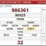 Soi cầu KQXSPY ngày 21/09 – soi cầu xổ số phú yên thứ 2 cùng chuyên gia