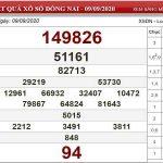 Soi cầu KQXSDN- xổ số đồng nai ngày 16/09/2020 của các chuyên gia