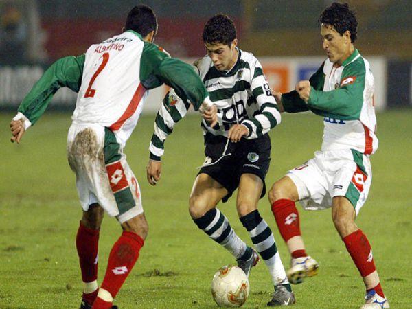 Tin bóng đá sáng 22/9: Tên Ronaldo được đặt cho học viện Sporting CP