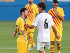 Tin thể thao 15/9: Lionel Messi nổi cáu khi bị đối thủ kèm quá chặt