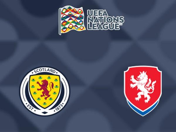 Soi kèo Scotland vs CH Séc 01h45, 15/10 - UEFA Nations League