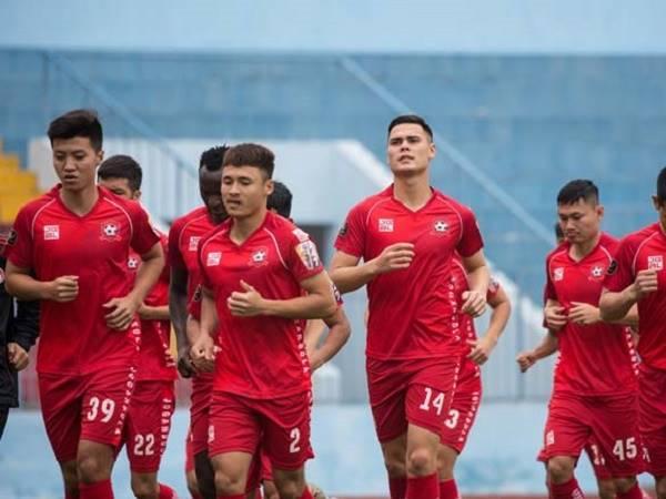 Bóng đá Việt Nam tối 8/12: Hải Phòng nhận tài trợ khủng ở V-League 2021