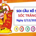 Soi cầu XSST ngày 02/12/2020 – Soi cầu dự đoán xổ số Sóc Trăng