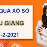 Soi cầu số đẹp XSHG thứ 7 ngày 27/2/2021