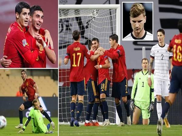 Nhận định bóng đá Tây Ban Nha vs Hy Lạp, 02h45 ngày 26/3