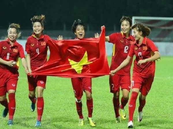 Lịch trực tiếp bóng đá nữ Cúp Quốc Gia Việt Nam 2021