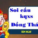Soi cầu XSDT 12/4/2021 soi cầu bạch thủ xs Đồng Tháp hôm nay