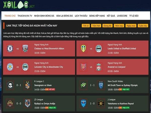 Những phần mềm xem bóng đá trực tiếp trên máy tính phổ biến nhất