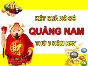 Soi cầu XSQNM 11/5/2021 xin số đề Quảng Nam siêu chuẩn