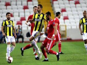 Nhận định, Soi kèo Fenerbahce vs Sivasspor, 00h30 ngày 12/5
