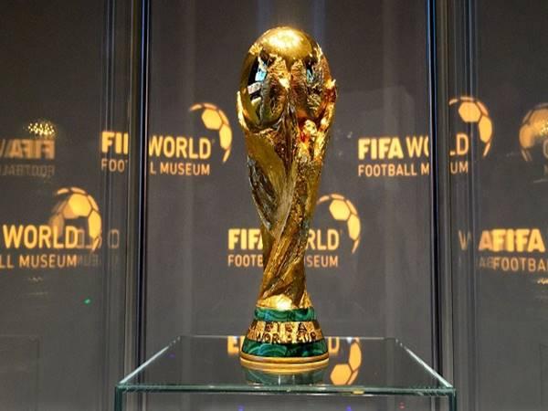 Cup vàng World Cup và những thông tin cần biết về chiếc cup này
