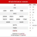 Soi cầu XSLA ngày 12/6/2021 – Soi cầu KQ Long An thứ 7 chuẩn xác