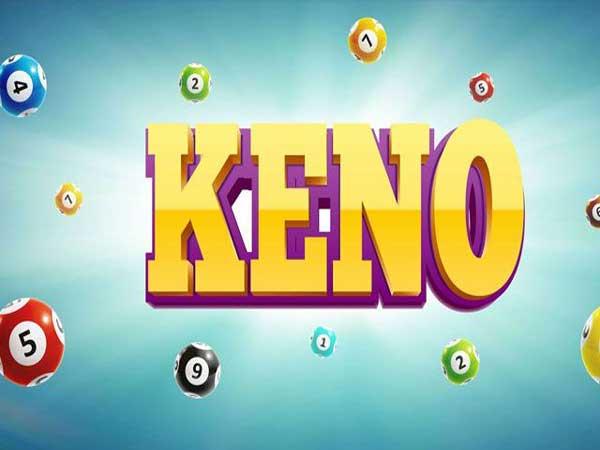 Xác suất trúng khi chơi xổ số Keno?