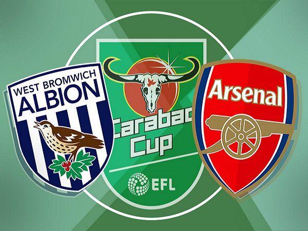 Soi kèo West Brom vs Arsenal – 02h45 26/08, Cúp Liên đoàn Anh