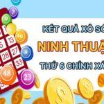 Soi cầu XSNT 17/9/2021 chốt song thủ lô Ninh Thuận