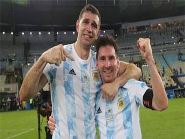 Tin thể thao 12/10: Messi chỉ trích Arsenal vì bán mất thủ môn giỏi
